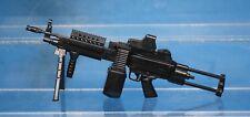 "Machine Gun Model MK-46 MOD0 Weapon Gun ABS For 1/6 Scale12"" Action Figure 1:6"