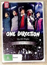 One Direction - Up All Night (The Live Tour) DVD GREAT condition (All Regions)