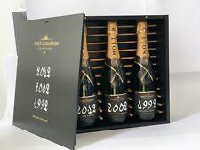 Moët Chandon Grand Vintage Brut Kollektion 1992 2002 2012 0,75l 12,5% Vol in OHK