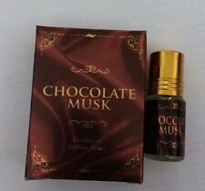ATTAR CHOCOLATE MUSK - EXCLUSIVE INDIAN ATTAR Perfumed, Fragrance Oil 2.5 ML