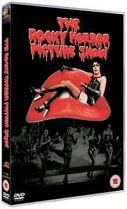 THE ROCKY HORROR PICTURE SHOW ( 1975 Tim Curry Susan Sarandon ) DVD NEW SEALED