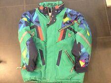 Fila Sky Team Italia Tracksuite Zip Jacket Giacca Jake Piumino Sci Alberto Tomba