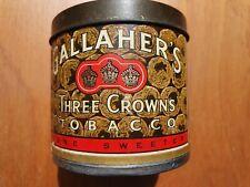 GALLAHER'S THREE CROWNS Tobacco tin