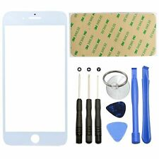 Front Outer Screen Glass Lens Replacement For iphone 7 Plus 5.5' Tool White
