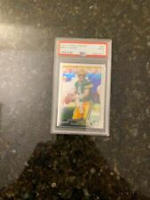 2001 Topps Football CHROME #46 BRETT FAVRE (MINT)........PSA 9 MINT