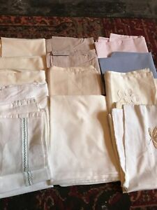 Job Lot Of Pillow Cases