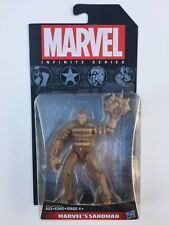 """Marvel Universe Avengers Infinite figures 3.75"""" Brand New/MOC Sandman Variant .H"""