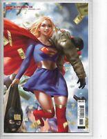 Supergirl #38 // Derrick Chew Variant cover