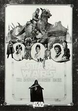 Star Wars: Empire Strikes Back Black & White POSTERS Trading Card Insert PO-4