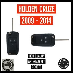 FITS Holden Cruze Remote Flip key JG JH 2009 2010 2011 2012 2013 2014