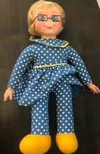 Talking MRS. BEASLEY Doll Collectible  2000 Family Affair Excellent Condition