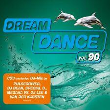 DREAM DANCE VOL. 90  3CD NEU & OVP (Der neue Dance & Trance Sampler 2021)