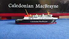 More details for mv finlaggan 3d printed calmac model ferry 1:500 scale ship/boat