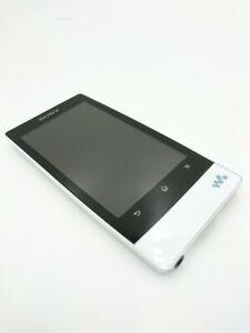 Sony Portable player NW-F805 16GB Walkman Audio equipment Bluetooth White