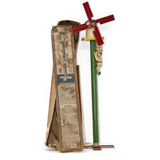 RARE Lehmann Model 230 Tin Plate Windmill Gustav The Miller Toy Boxed ORIGINAL