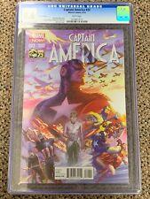 Captain America #22 CGC 9.6 Alex Ross 1:75 Variant