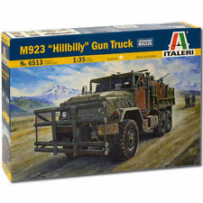 ITALERI M923 Hillbilly Gun Truck 6513 1:35 Military Model Kit