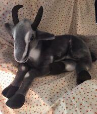 Tiger Tale Toys Goat Stuffed Animal Plush Realistic Plush