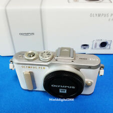 Olympus PEN E-PL8 Only Body(White) Self Shot  34 Languages Selectable !