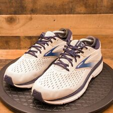 Brooks Dyad 11 Mens Athletic Shoes Running Walking Comfort Wide Gray Size 12EE