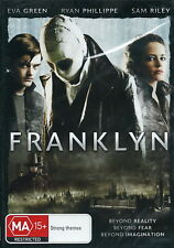 Franklyn - Thriller / Sci Fi / Detective - Ryan Phillippe, Eva Green - NEW DVD