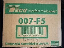 Brand New Taco 007 F5 Cartridge Circulator Pump 17 12 194r3907c
