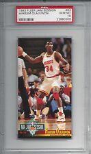 pop 3 - 1993 NBA Jam Session #83 Hakeem OLAJUWON  PSA 10+++ RARE