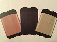 Umbra Bungee Anti-RFID Aluminum/Plastic Card Case (Bronze, Black, Gold)