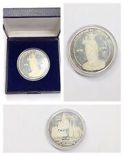 Medal Münster 809 - 1984 1175. Death Anniversary Saint Luidger Silver Coin