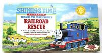 Shining Time Station Railroad Rescue Board Game Thomas the Tank Complete Set