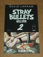STRAY BULLETS KILLERS #2 IMAGE COMICS