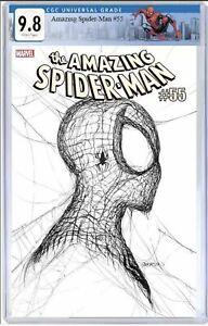 Amazing Spider-Man #55 Gleason 2nd Print Variant 1:50 PREORDER CGC 9.8 L@@K!