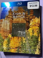 Scenic National Parks: Zion  Bryce (Blu-ray Disc, 2009)