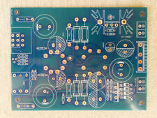 ECC88+6N5P/6H5C Single-ended Class A Tube Amp Headphone Amplifier Board Bare PCB
