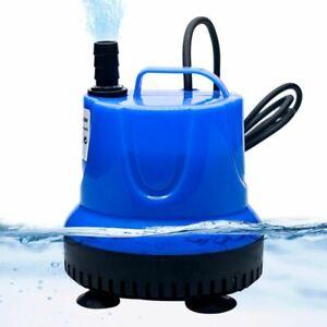 Aquarium Submersible Water Pump Fish Tank Fountain Quiet Change Pump 110V 220V