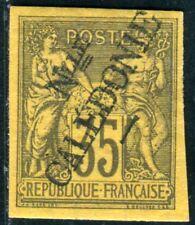 NOUVELLE CALEDONIE 1892 Yvert 18 ungummiert (D7668