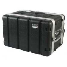 """Pulse 19"""" Rack ABS Flight Case - 6U Short"""