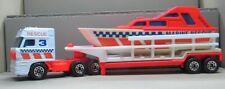 Matchbox Convoy CY22-05  DAF Boat Transporter Convoy
