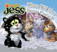 """""""VERY GOOD"""" Guess with Jess: When Will the Snow Come? (Christmas Story Book), ,"""