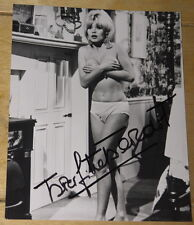 BRIGITTE BARDOT HAND SIGNED AUTOGRAPHED 10x8 PHOTO STILL ~ AUTHENTIC AUTOGRAPH 1