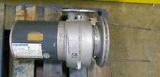 REBUILT MARATHON P101 1/3HP 1/3 HP MOTOR W/ CENTRIFUGAL BLOWER FAN 3PH 230/460V