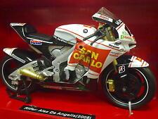 New Ray Gresini Racing Honda RC212V 2008 1:12 #15 Alex de Angelis (ITA)