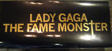 "Lady GaGa Rare ""The Fame Monster"" Promo Sticker *NEW*"