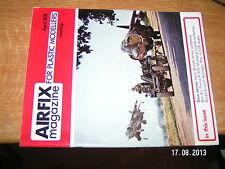 £!£ Airfix Magazine For Plastic Modellers Avril 1974  P-51 D Mustang