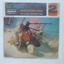 Le jouet extraordinaire JEAN LUC FERRE Orchestre S. CATES Panorama Succes N°5