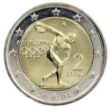 2€ commémorative Grèce 2004 neuve