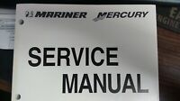 MERCURY MARINER SERVICE MANUAL PART# 90-858895 75-90Hp 4 STROKE 2000 AND NEWER