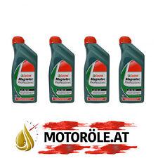 4x1 Liter Castrol Magnatec Professional A3 5W-30 Motoröl, MB-Freigabe 229.3