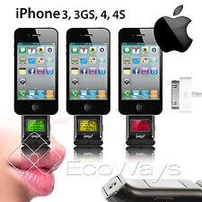 Alcool testeur * alcool testeur pour iPhone/iPad/iPod 3, 3gs, 4, 4s iPad 1, 2,