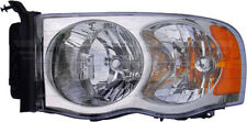 03-05 RAM 2500, 3500   HEAD LAMP ASSEMBLY LEFT LH DRIVER SIDE  1591063